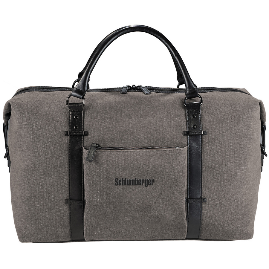 "Kenneth Cole® 20"" Canvas Duffel Bag"
